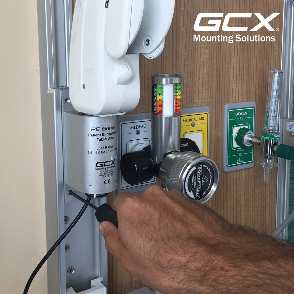 Installing Mounting Solutions in Hospitals to Maximize Value, Minimize Risk
