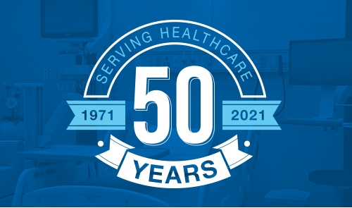 GCX celebrates 50 years of excellence in the healthcare industry.