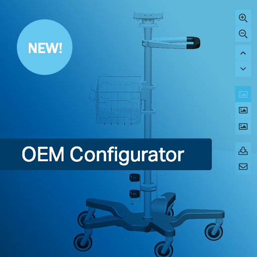 Configurador para equipos de fabricante original