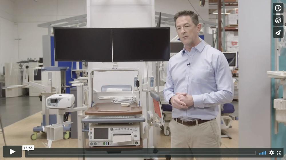 Fetal Monitoring Cart Solutions