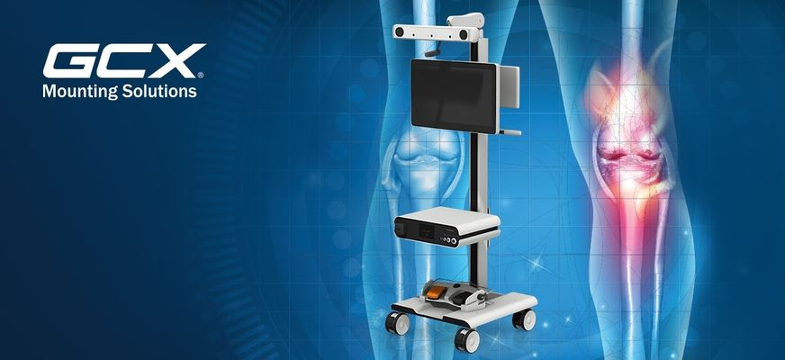 Collaborating with Smith+Nephew on a Surgical Robotics Cart