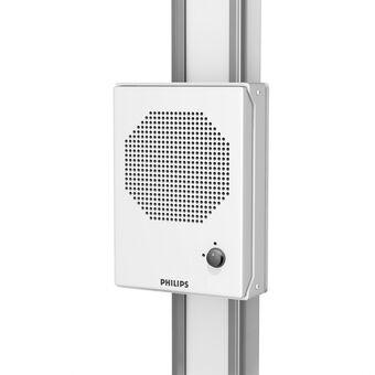 齐平滑道安装架,适用于 Philips Speaker 9898031864