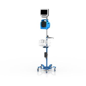 Capsule Neuron Mount for GE Roll Stand