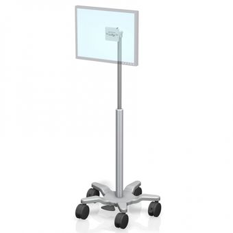 VHRS Variable Height Roll Stand with VESA Mounting Plate