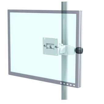 用于平板监护仪的 PRC™ 立柱/导轨夹