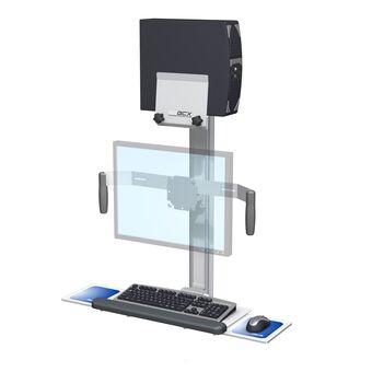Monitor y teclado de montura al ras Serie M