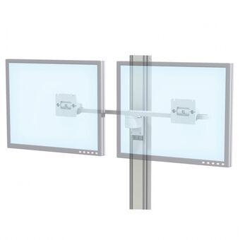 Montura para doble monitor Serie M