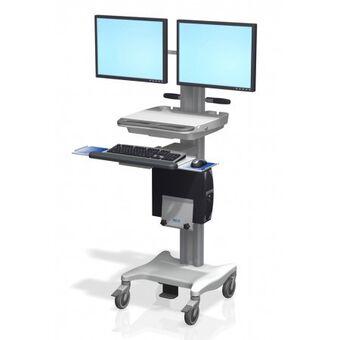 Poste de travail à chariot configurable de hauteur variable VHRC
