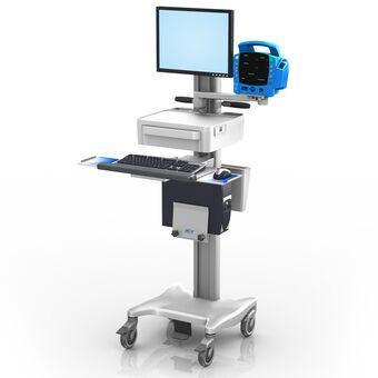 Série VHRC avec Stor-Locx et appareil médical
