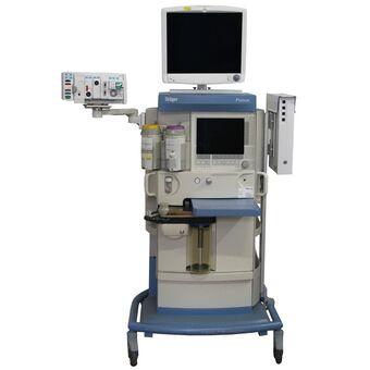 Dräger Primus 上的 GE CARESCAPE 监护仪 B850