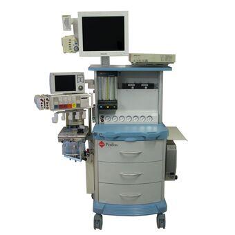 Penlon Prima SP2/SP3 上的 Philips IntelliVue MP80/90