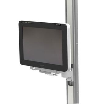 M Series 齐平滑道架上的 Philips IntelliVue MX600/700/800