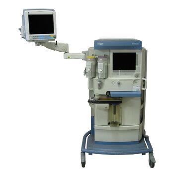 Dräger Primus 上的 GE Healthcare B40