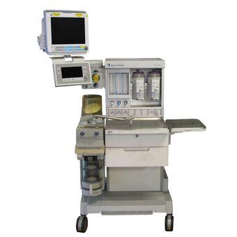 GE Healthcare Aestiva 上的 GE Healthcare B40