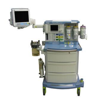 Dräger Fabius GS Premium 上的 GE Healthcare B40