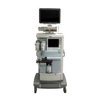 Dräger Primus IE 上的 Philips IntelliVue MX600-850