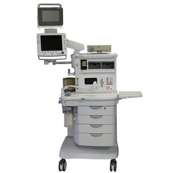 GE Healthcare Aisys 上的 Philips IntelliVue MX400/450