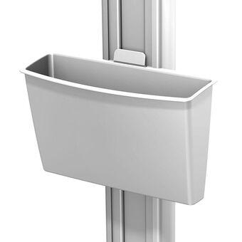 収納ボックス (チャート紙用) VHRCカート 支柱背面取付用