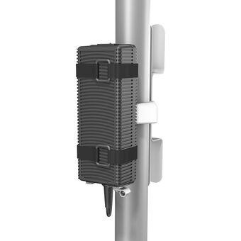 Support d'alimentation électrique pour colonne