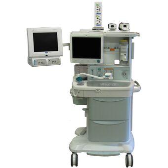 Spacelabs SL2600 sur GE Healthcare Avance CS2