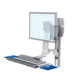 M Series Workstation with L Bracket
