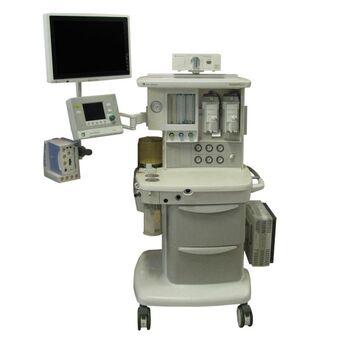 Nihon Kohden CSM-1900 sur GE Healthcare Aespire