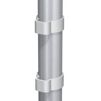立柱缆线夹