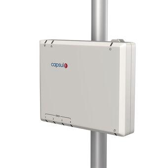 Capsule Axon 齐平 1.25 英寸/3.2 厘米立柱/立杆架
