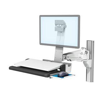 用于 L 型托架的 Code 2600/CR2AG-A31 条形码扫描器架