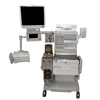 GE Healthcare Aestiva 上的 GE CARESCAPE 监护仪 B850