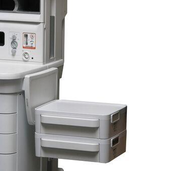 双 Stor-Locx GE Healthcare Aisys