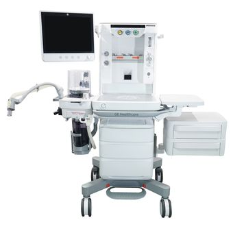 Stor-Locx double sur GE Healthcare Carestation 650