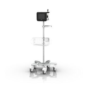 Spacelabs Qube™ 迷你轻型滑轮支架