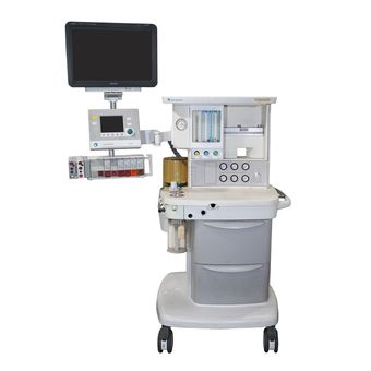 Philips IntelliVue MX600/700/800 sur GE Healthcare Aespire ou Aespire View