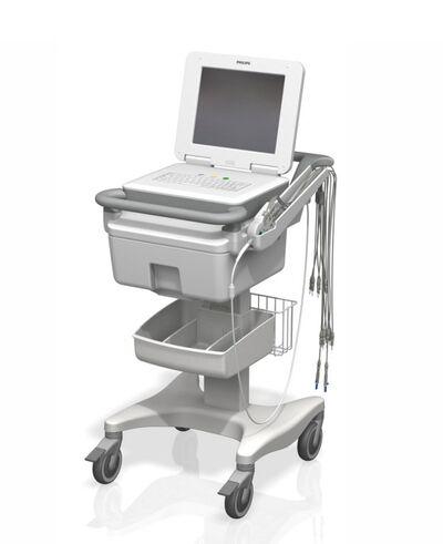 Philips TC70 Cardiograph Cart