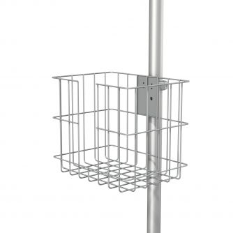 GCX hires RS 0001 28 Roll Stand Utility Basket Pole LG