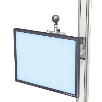 GCX Camera Mount Multi Config Wall Mount Arm Monitor