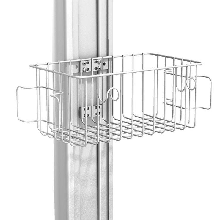 WM-0001-26 - 带绕线器和线缆钩的篮子,用于 VHRC/RC 后端配件滑轨