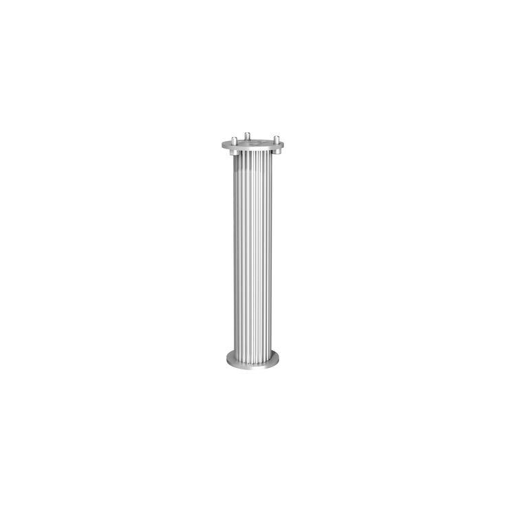 WMM-0006-01 - 6 英寸/15.2 厘米沟纹杆