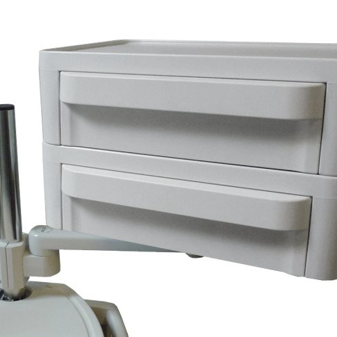 Dual Stor Locx on Drager Zeua