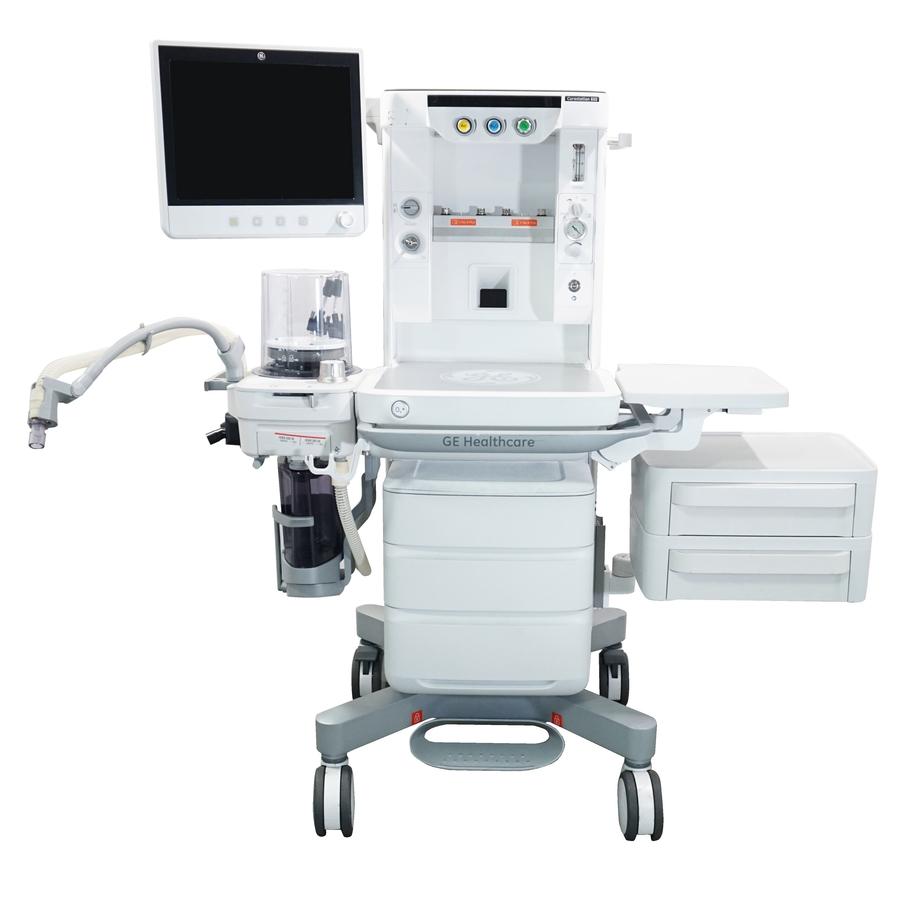 GE Carestation650 Dual Stor Locx