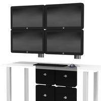 GE CCS 12in Mseries Quad Mon desk T 2