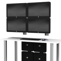 GE CCS 12in Mseries Quad Mon desk L 2
