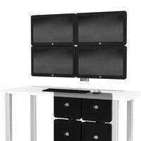 GE CCS 2x Dual Hor Monitor desk T 2