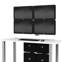 GE CCS 2x Dual Hor Monitor desk L 2