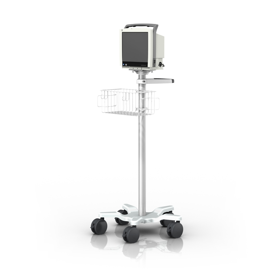 RS 0006 64 B450 Roll Stand Loaded LG