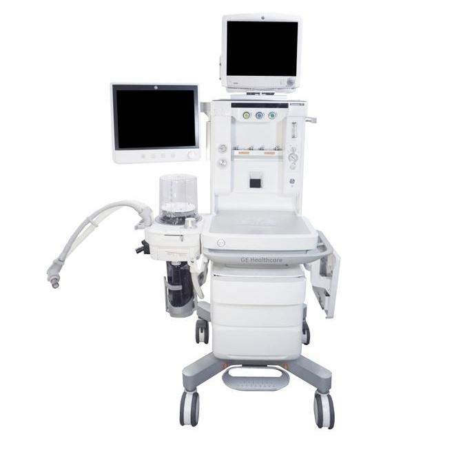 GE Carestation650 B650 Top Plate Flush 1