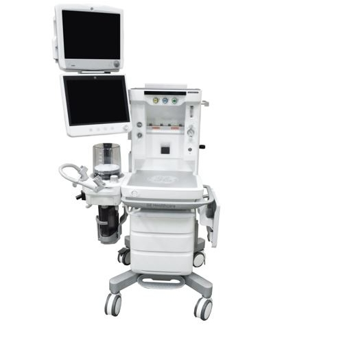 GE Carestation650 B650above Vent 3