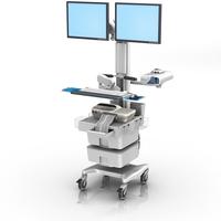 Ge Corometrix170 Dual Monitor Loaded LG
