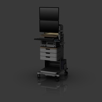 FMC GE Stack Dual Monitor Light ON L